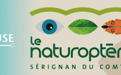 Visitez le Naturoptère avec le réseau TransVaucluse